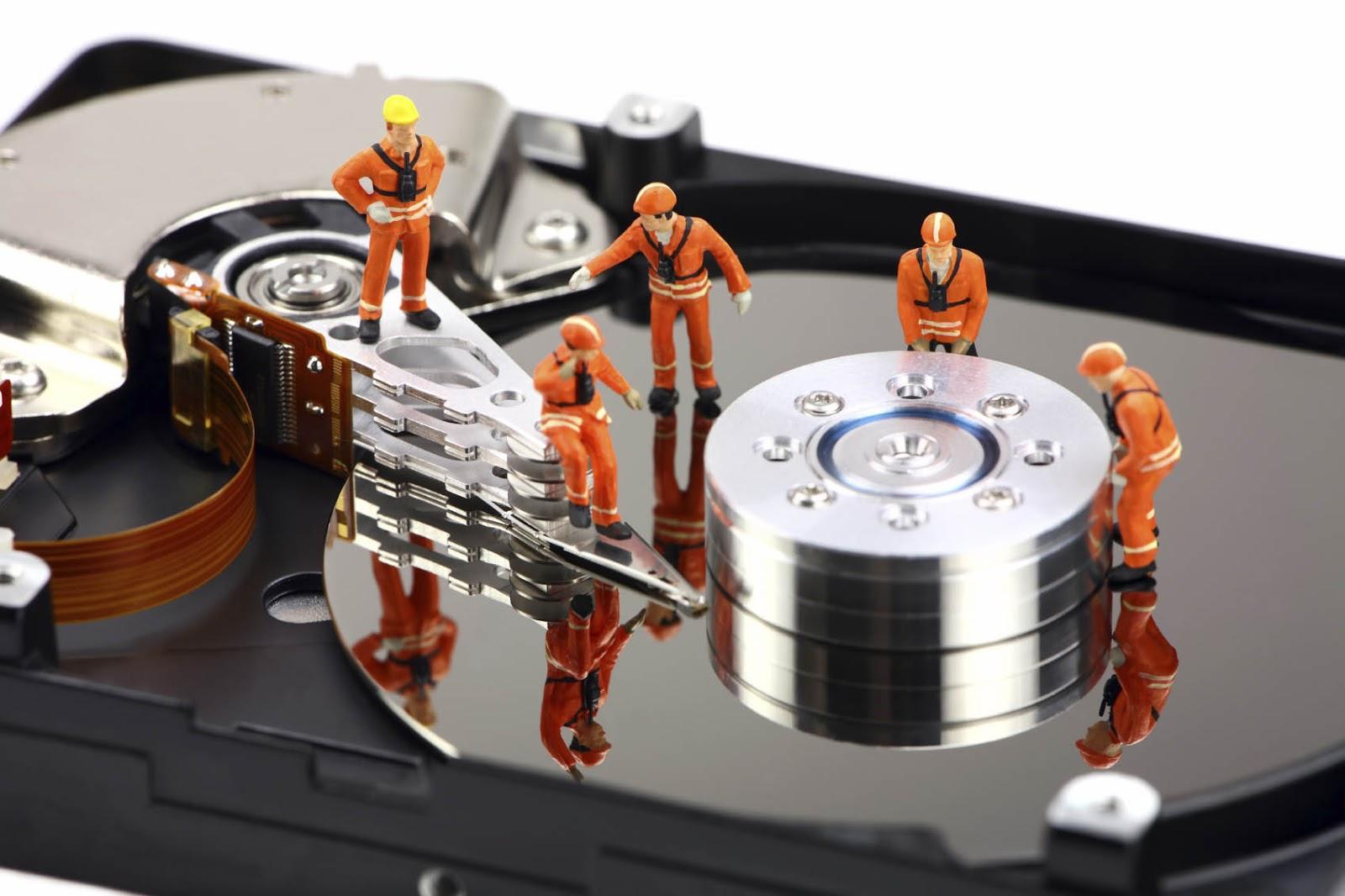 odzyskiwanie danych